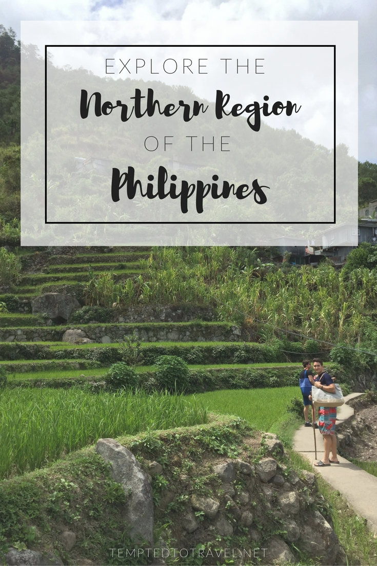 Explore the Northern Region of the Philippines