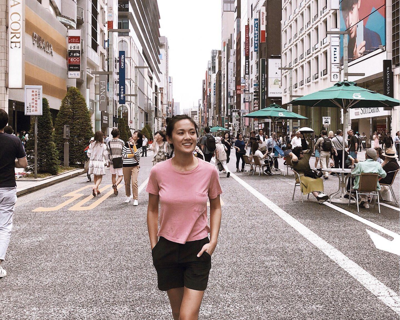 The Budget Series: Total Spending in Tokyo, Japan 2018