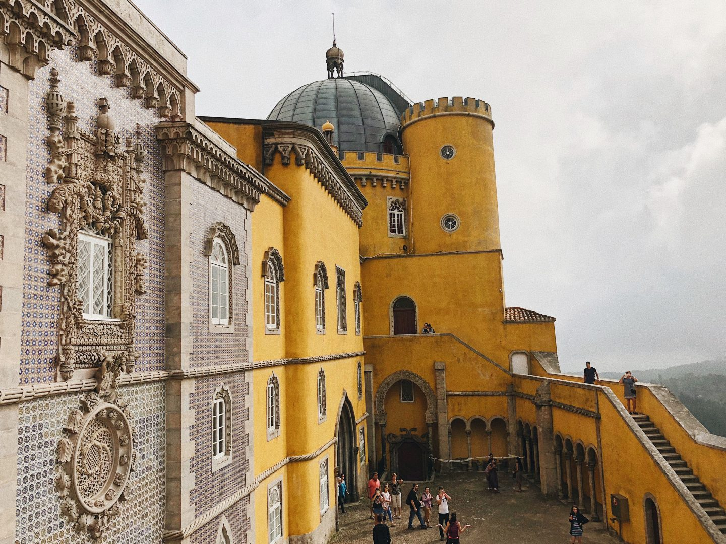 Day Trip to Sintra, Portugal