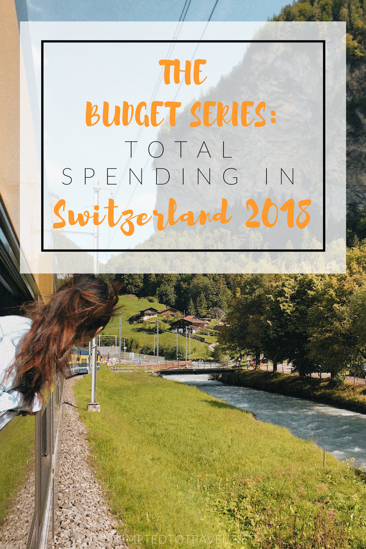 The Budget Series: Total Spending in Switzerland 2018